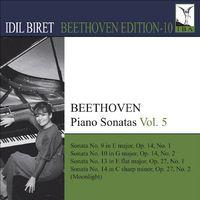 L.V. Beethoven - Idil Biret Beethoven Edition 10: Sonatas 5