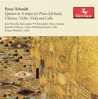 Christopher Ayer - Schmidt: Quintet In A Major For Piano Left-Hand