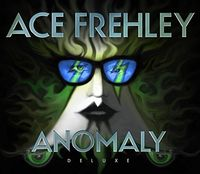 Ace Frehley - Anomaly: Deluxe [Reflex Blue/Clear Starburst 2LP]