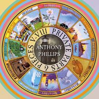 Anthony Phillips - Private Parts & Pieces V-Viii (Box) [Deluxe] (Uk)