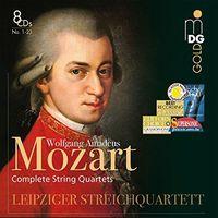 Mozart - Complete String Quartets