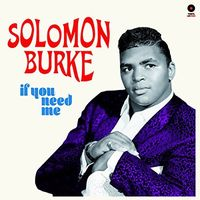 Solomon Burke - If You Need Me + 2 Bonus Tracks