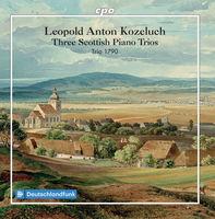 Trio 1790 - Three Scottish Piano Trios