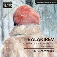 Nicholas Walker - Complete Piano Works 1 - Sonatas