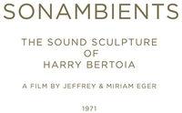 Harry Bertoia - Sound Sculpture Of Harry Bertoia (W/Dvd) (2pk)
