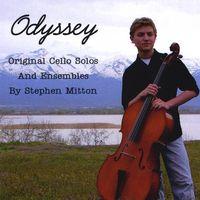 Stephen Mitton - Odyssey