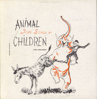 Peggy Seeger - Animal Folk Songs for Children