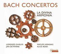 Lorenzo Ghielmi - Bach: Concertos (Bwv 1042,1044, 1052) And Cantata 'non Sa Che Sia Dolore' (Bwv 209)