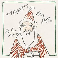 Eric Clapton - Happy Xmas [Import]