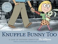 Mo Willems - Knuffle Bunny Too: A Case of Mistaken Identity