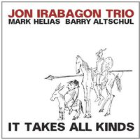Barry Altschul - It Takes All Kinds