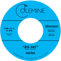 Orgone - Big Day / Hound Dogs
