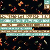 A. DVORAK - Requiem / Symphony No 8