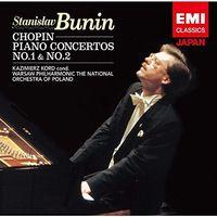 Stanislav Bunin - Chopin: Piano Concertos Nos.1 & 2