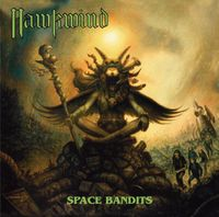 Hawkwind - Space Bandits [Import]