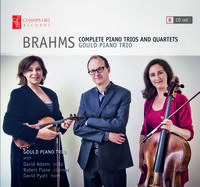 Gould Piano Trio - Complete Piano Trios & Quartet