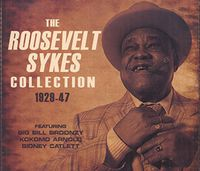 Roosevelt Sykes - Collection 1929-47