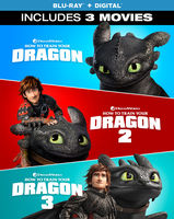 How To Train Your Dragon [Movie] - How to Train Your Dragon: 3-Movie Collection
