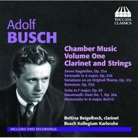 Bettina Beigelbeck - Chamber Music 1: Clarinet & Strings