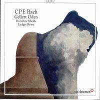 C.P.E. Bach - Gellert Oden