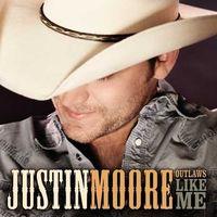 Justin Moore - Outlaws Like Me [Vinyl]