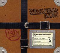Widespread Panic - Johnson City 2001