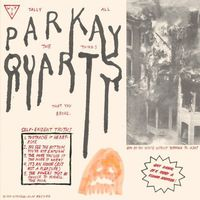 Parquet Courts - Tally All The Things That You Broke [Import]