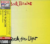 Bad Brains - Rock For Light (Jpn)