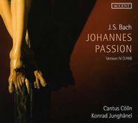 Konrad Junghanel - Johannes Passion Version Iv 1749