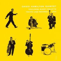 Chico Hamilton - Chico Hamilton Quintet (Reis)