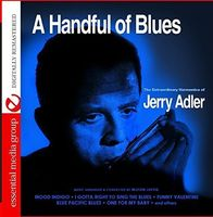 Jerry Adler - A Handful Of Blues (Digitally Remastered)