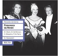 MAGDA OLIVERO - Francesca Da Rimini