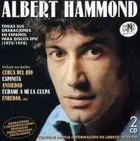 Albert Hammond - Todas Sus Grabaciones En Espanol Para Epic