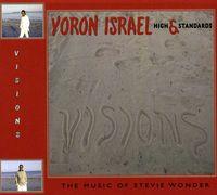 Yoron Israel - Visions: Music of Stevie Wonder