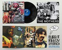 Frank Zappa - Burnt Weeny Sandwich [LP]