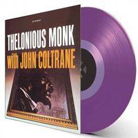 Thelonious Monk - Thelonious Monk With John Coltrane [Colored Vinyl] [180 Gram]