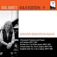 J Bach S / Biret - Bach: Solo Edition, Vol. 9