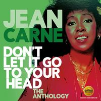 Jean Carne - Don't Let It Go To Your Head: The Anthology (Uk)