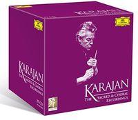 Herbert von Karajan - Karajan Sacred & Choral Recordings (Ltd) (Box)