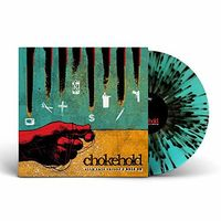 Chokehold - With This Thread I Hold On [Transparent Turquoise w/ Black Splatter LP]