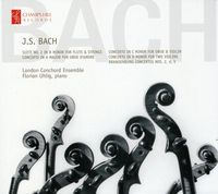 Florian Uhlig - Suite for Flute & Strings / Cto Oboe Damore