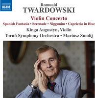 Kinga Augustyn - Violin Concerto / Spanish Fantasia
