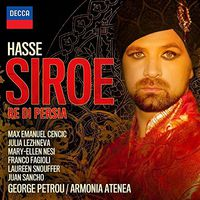 Max Cencic Emmanuel - Hasse: Siroe