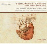 Alberto Crugnola - 18th Century German Lute