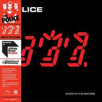 The Police - Ghost In The Machine - Half Speed (Uk)