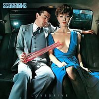 Scorpions - Lovedrive (Uk)
