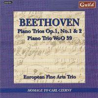 L.V. Beethoven - Beethoven: Piano Trios