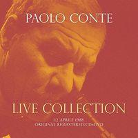 Paolo Conte - Concerto Live at Rsi (12 Aprile 1988) - CD+DVD Dig