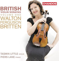 Piers Lane - British Violin Sonatas 1