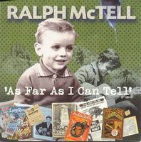 Ralph Mctell - As Far As I Can Tell [Import]